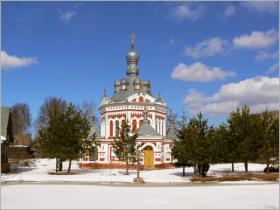 Возвращение в Гусь-Хрустальный. Церковь