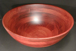 Чаши из древесины ценных пород